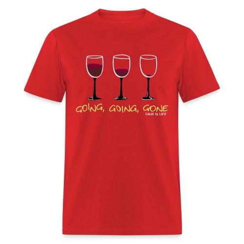 Going Gone - Men's T-Shirt