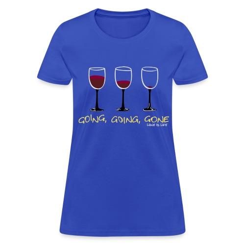 Going Gone - Women's T-Shirt