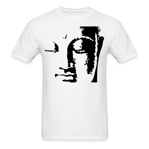 Face of Buddha - Men's T-Shirt