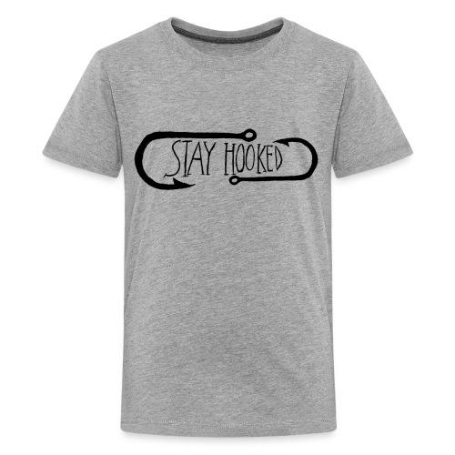 Stay Hooked Kids T-shirt  - Kids' Premium T-Shirt