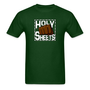 Holy Sheets Punch (Male) - Men's T-Shirt