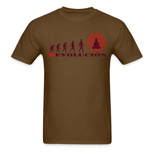 Revolution - Men's T-Shirt