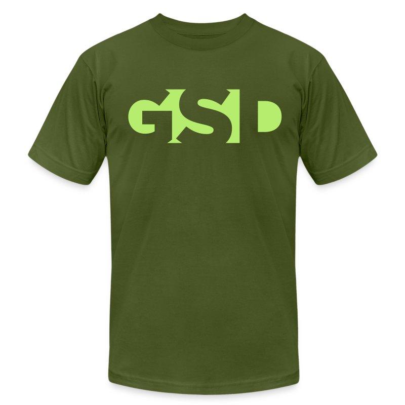 General Session Days - Men's Fine Jersey T-Shirt
