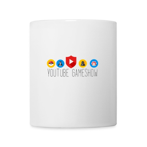 Caneca  YOUTUBE GAMESHOW - Coffee/Tea Mug