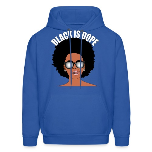 Black IS Dope - Men's Hoodie