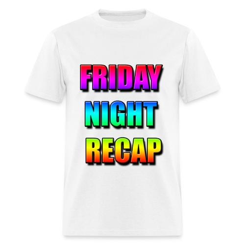 Friday Night Recap Logo Men's T-Shirt - Men's T-Shirt