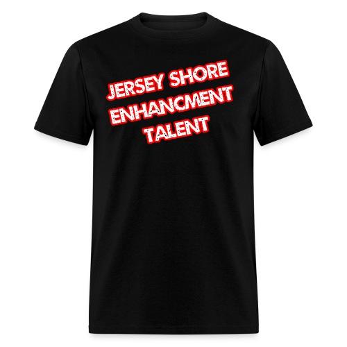 Jersey Enhancement Talent - Men's T-Shirt