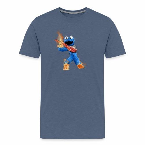 Bacon Critter Men's T-Shirt - Men's Premium T-Shirt