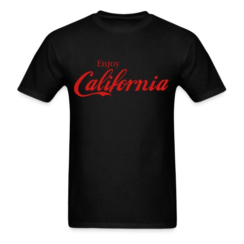 Enjoy California - Men's T-Shirt