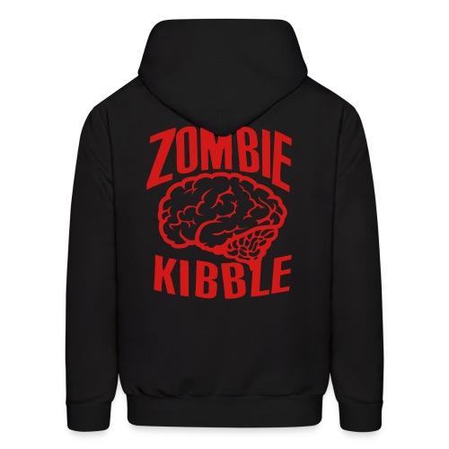 Zombie Series Zombie Kibble - Men's Hoodie