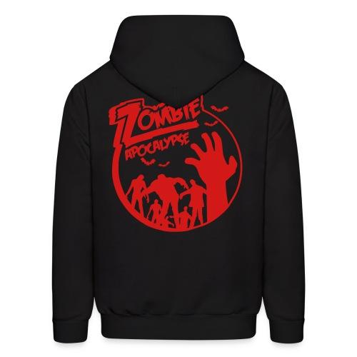 Zombie Series Apocalypse - Men's Hoodie