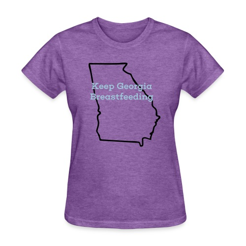Breastfeeding shirts - Women's T-Shirt