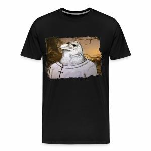 Man Hawk of Elthos - Men's Premium T-Shirt