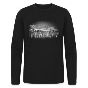 World's Greatest Skyline - Men's Long Sleeve T-Shirt by Next Level