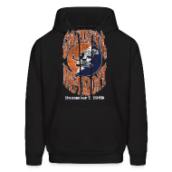 Hoodies ~ Men's Hoodie ~ Grateful Detroit