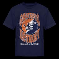 Kids' Shirts ~ Kids' T-Shirt ~ Grateful Detroit