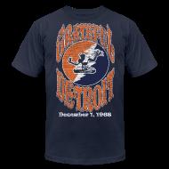 T-Shirts ~ Men's T-Shirt by American Apparel ~ Grateful Detroit