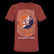 T-Shirts ~ Unisex Tri-Blend T-Shirt ~ Grateful Detroit