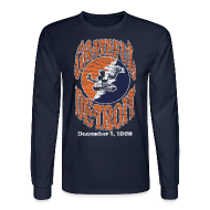 Long Sleeve Shirts ~ Men's Long Sleeve T-Shirt ~ Grateful Detroit