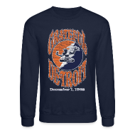 Long Sleeve Shirts ~ Crewneck Sweatshirt ~ Grateful Detroit