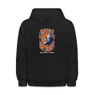 Sweatshirts ~ Kids' Hoodie ~ Grateful Detroit