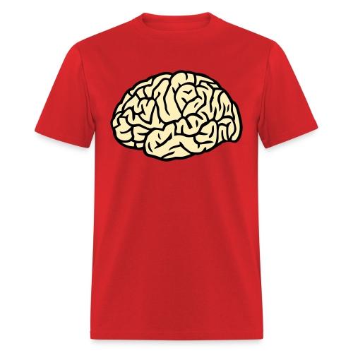 BRAIN TEE - Men's T-Shirt