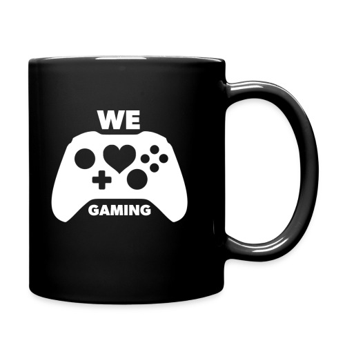 We Love Gaming Mug - Full Color Mug