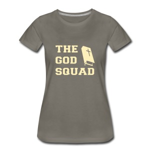 THE GOD SQUAD - Women's Premium T-Shirt