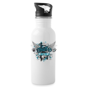 Not Just for Boys Water Bottle - Water Bottle