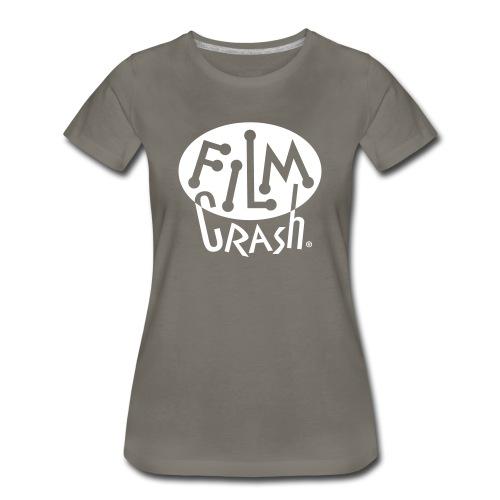 Film Crash T-shirt - Women's Premium T-Shirt