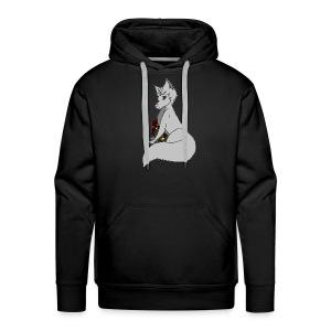 PenguWolf Hug Hoodie (M) - Men's Premium Hoodie