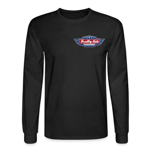 BRADLEY STAFF - Men's Long Sleeve T-Shirt