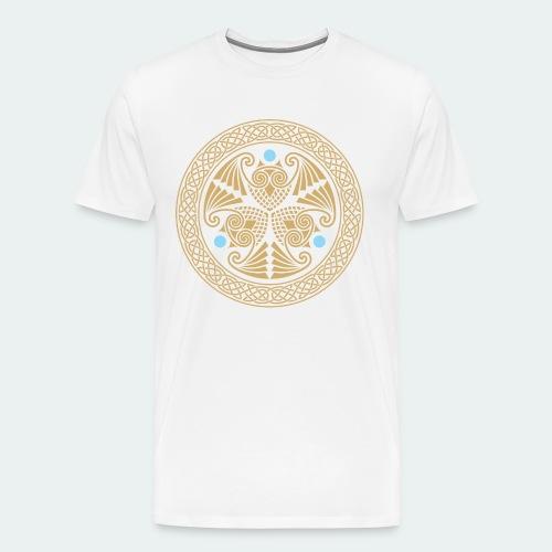 tribecrest@gmail.com for custom designs - Men's Premium T-Shirt