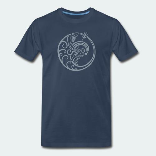 Tribe Crest Tribal t-shirts tribecrest  - Men's Premium T-Shirt