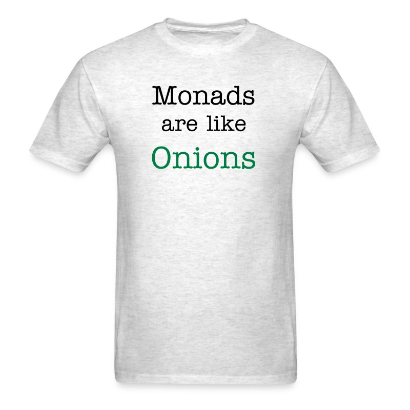 Cake vs Onions (NO LOGO) - Men's T-Shirt