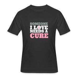 Someone I love unisex/men's tshirt - Men's 50/50 T-Shirt