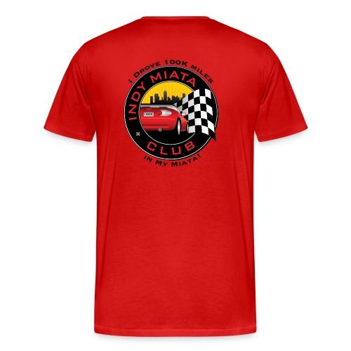 Men's Premium 100K T-Shirt - Men's Premium T-Shirt