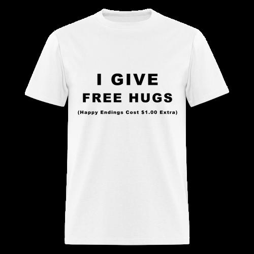 Free Hugs Mens - Men's T-Shirt