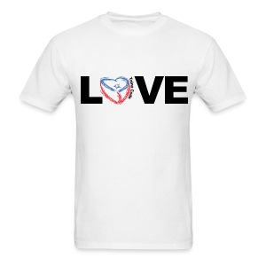 Love Puerto Rico - Men's T-Shirt