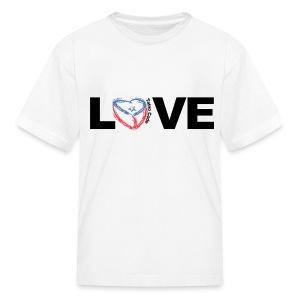 Love Puerto Rico - Kids' T-Shirt