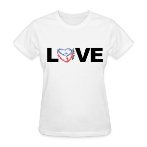 Love Puerto Rico - Women's T-Shirt