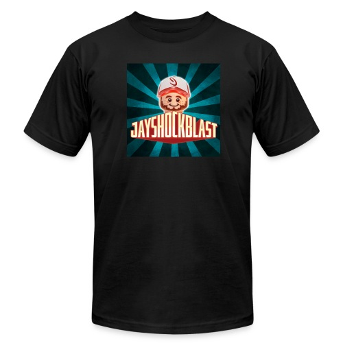 JayShockblast T - Men's Fine Jersey T-Shirt