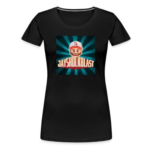 JayShockblast Women T - Women's Premium T-Shirt