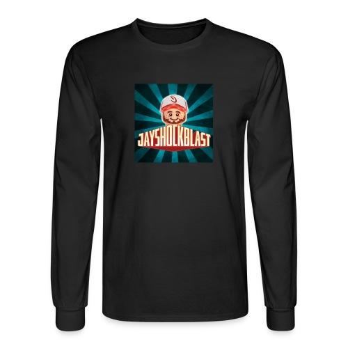 JayShockblast Long Sleeve - Men's Long Sleeve T-Shirt