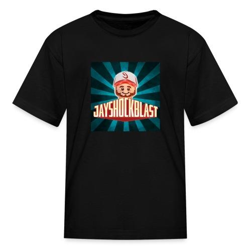JayShockblast T - Kids' T-Shirt