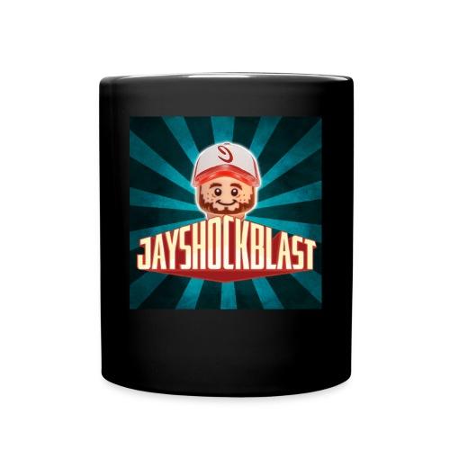 JayShockblast Coffee Cup - Full Color Mug