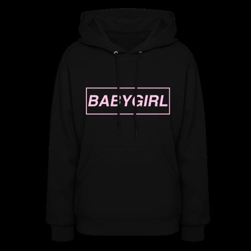 BabyGirl Womens - Women's Hoodie