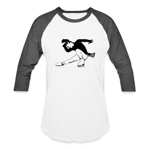 Figure Skating - Baseball T-Shirt