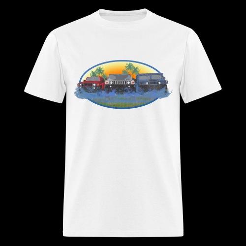 Original Florida Hummer Club Mens - Men's T-Shirt