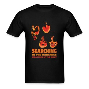 Searching in the Darkness - Men's T-Shirt